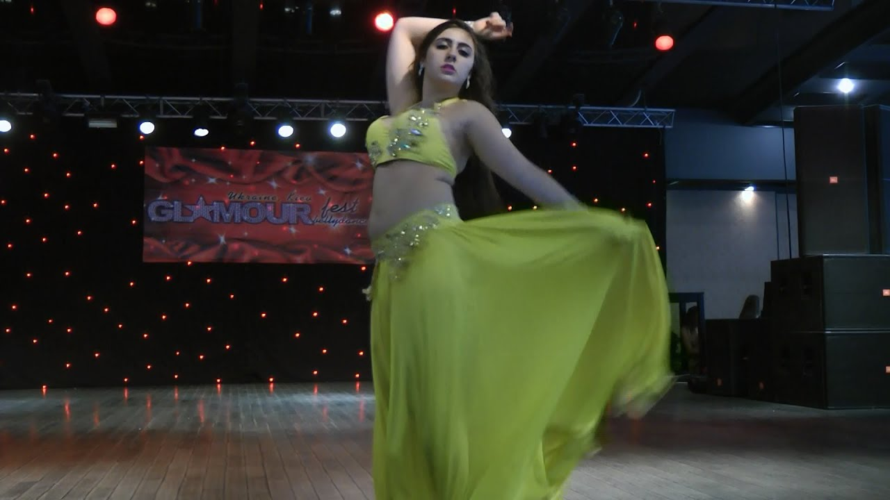 Diana Gabrielyan ⊰⊱ GLAMOUR bellydance fest '16.