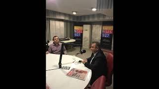 Süreyya Açıkgöz Radyo Ses Çankırı Dernekler Federasyon Genel Başkanı Adem Can Part 2