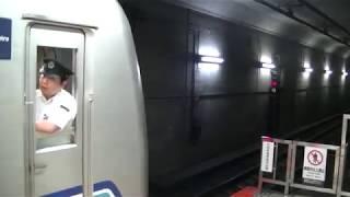 【臨時列車】北習志野行き 東葉勝田台駅到着シーン