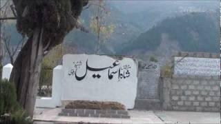 Mausoleum of Shah Ismail Shaheed, Balakot