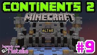 LA MANQUEADA MAS GRANDE DEL AÑO | Viernes de Minecraft | Continents 2 con Horacio #9