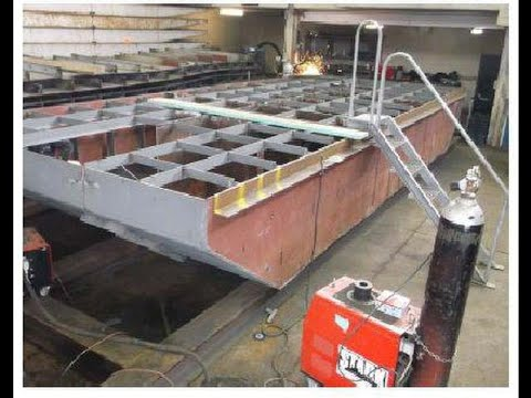 8.9m Small Barge