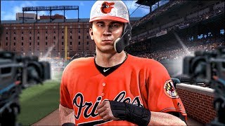 My MLB Debut! MLB The Show Road To The Show #9