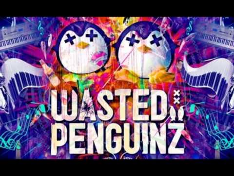 wasted penguinz raindropz