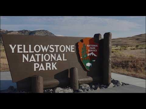 Panasonic HC-X1 - Yellowstone & Teton National Parks