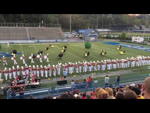 Cabell Midland Marching Knights Grand Champs Princeton 2016