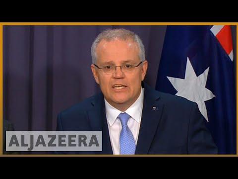 🇦🇺 Scott Morrison in as new prime minister of Australia | AL Jazeera English