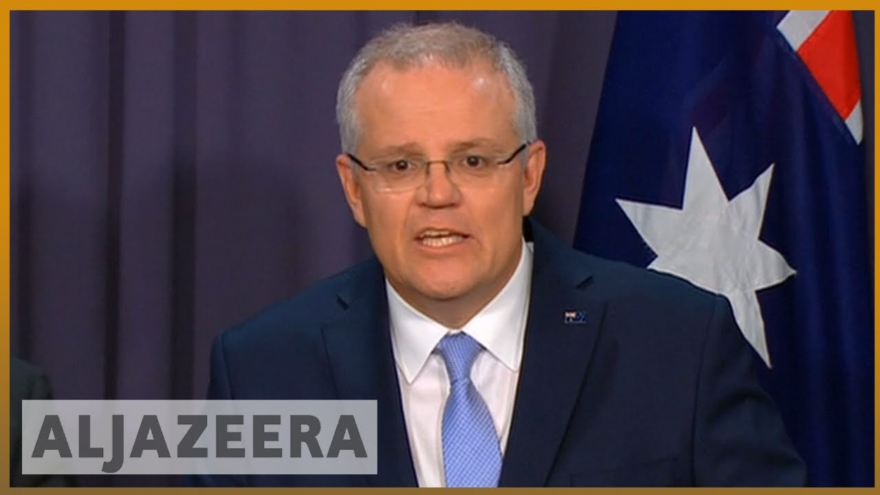 Scott Morrison in as new prime minister ...