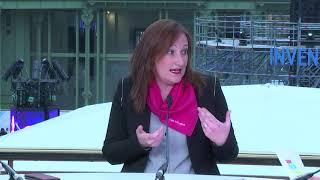 Interview Aurélie Solon et Laurence Hirbec association Elles bougent