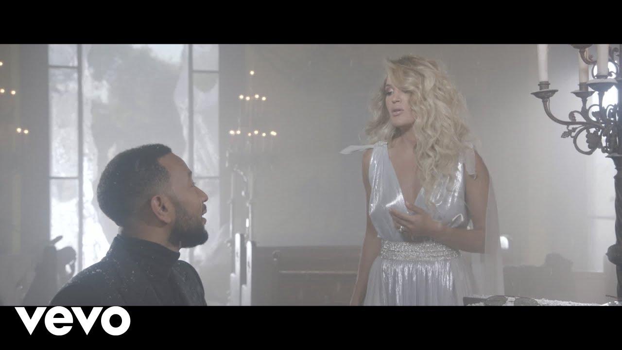Carrie Underwood & John Legend - Hallelujah (Official Music Video)