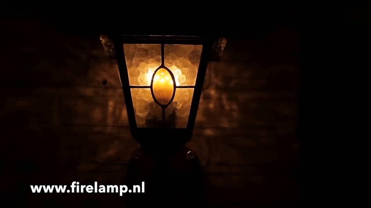 Fire Lamp - www.firelamp.nl - YouTube