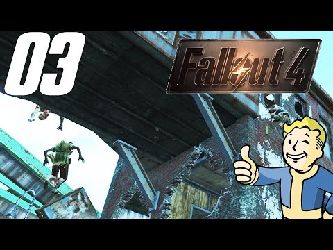 Fallout 4: Narcissist Run - 03 - The Lexington Ghoulpocalyps