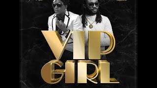 Charly Black x Machel Montano - VIP Girl (Official Audio) | Troyton | 21st Hapilos (2017)