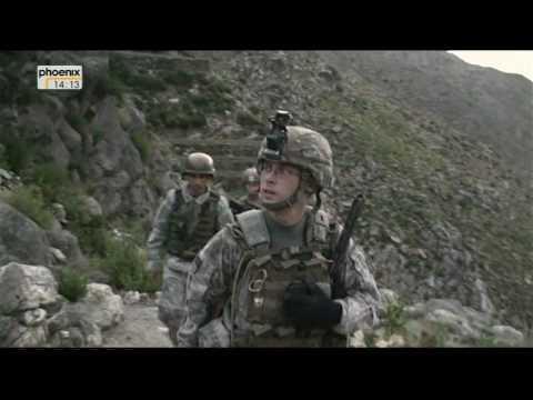An vordersten Fronten Doku Kriegsalltag in Afghanistan Bundeswehr 2010 Krieg gegen den Terror