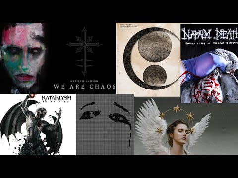 Best Albums of Sept 2020 by RockAndMetalNewz The Ocean/Napalm Death/Ihsahn and more!