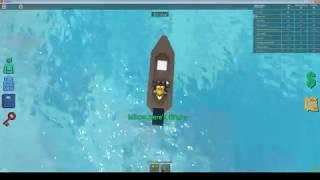 Szukamy artefaktów pod wodą! - Roblox [1] Scuba Diving at Quill Lake [1]