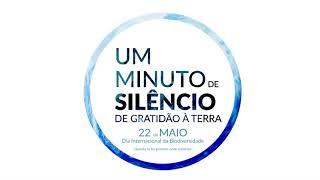 1 Minuto de Silêncio de Gratidão à Terra - Jingle Rádio Miúdos