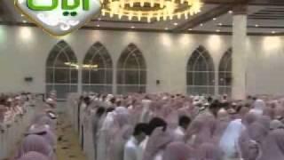فجرية يوم الخميس 3/8/1431 هجري بجامع القاضي