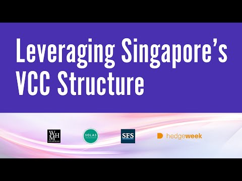 Leveraging Singapore's VCC Structure:  Considerations when launching or redomiciling a fund