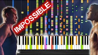 Imagine Dragons - Believer - IMPOSSIBLE PIANO by PlutaX