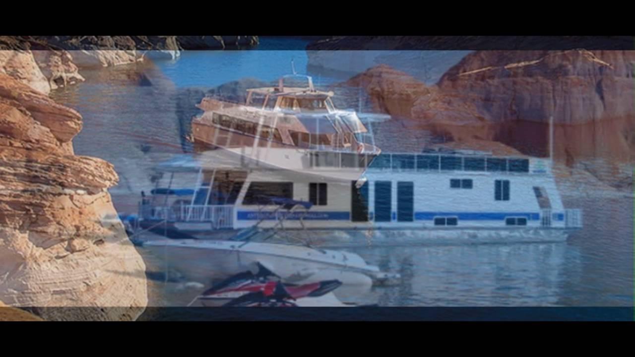 Lake Powell Houseboat Youtube