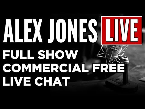 LIVE 📢 Alex Jones Show • Commercial Free • Friday 4/20/18 ► Infowars Stream