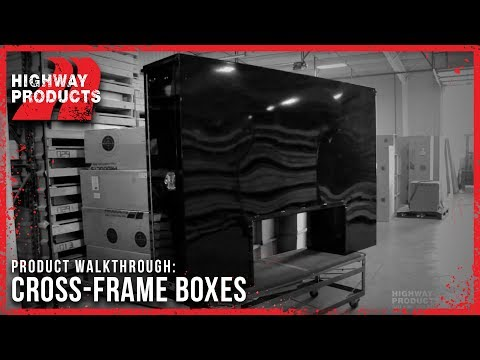 Highway Products | Cross-Frame Boxes