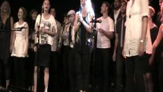 Tina Dickow og SONO-koret - Break of day