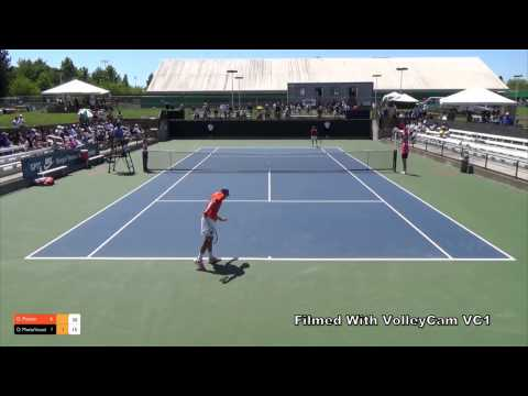 Men's Open Tennis:  2013 Nike Open Men's Final
