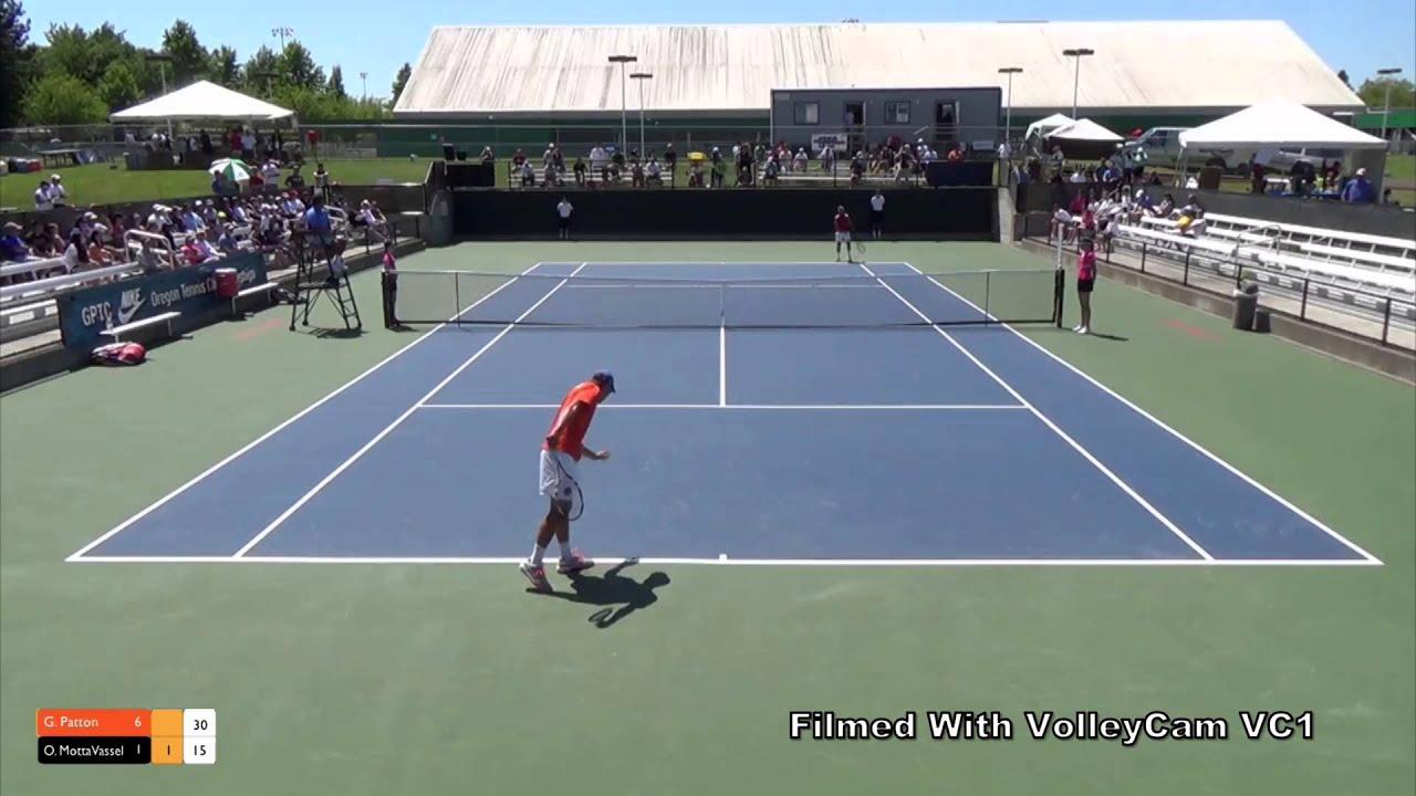 Men's Open Tennis: 2013 Nike Open Men's Final - YouTube