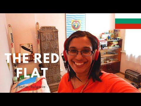 Inside the red flat | Sofia, Bulgaria
