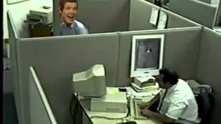 Angry Office Worker gets trolol'D