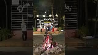 Đêm hội lửa trại Ba Bể Ecolodge