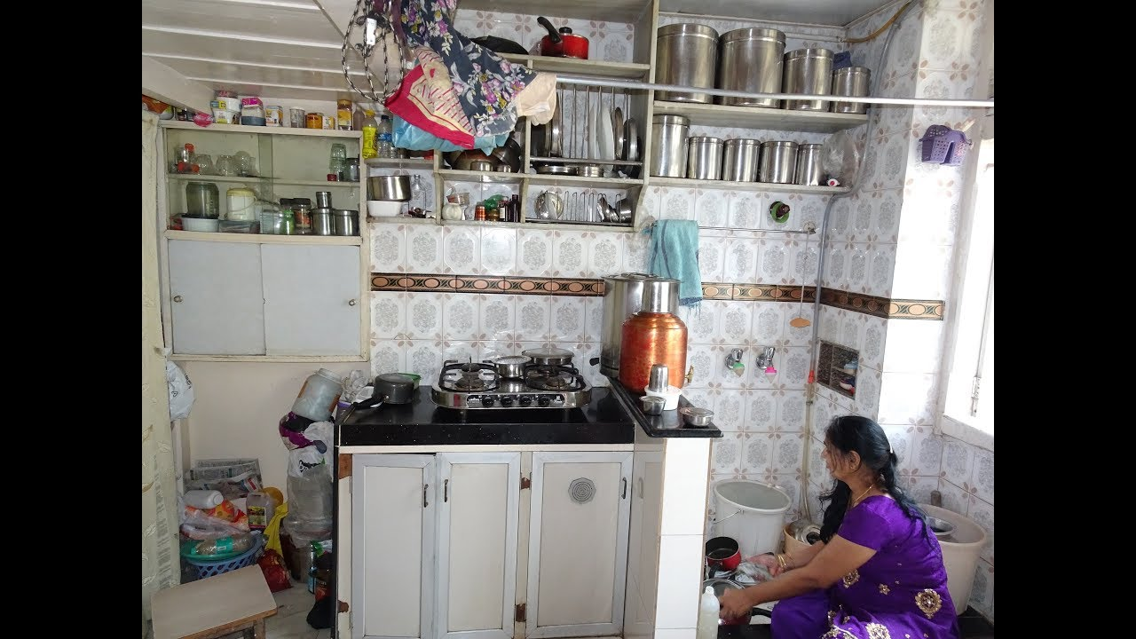 My Aunty S One Room Mumbai Apartment Where She Has Lived