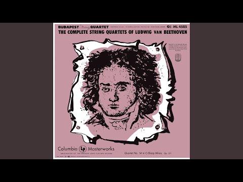 String Quartet No. 14 in C-Sharp Minor, Op. 131: VI. Adagio quasi un poco andante