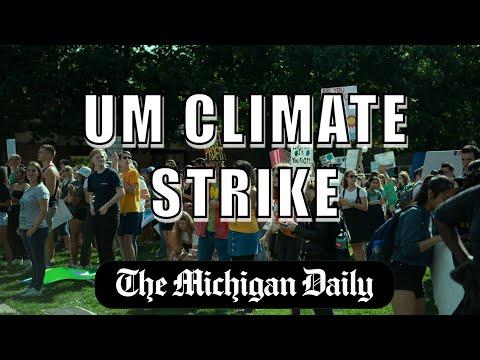 Washtenaw County Climate Strike- September 20, 2019