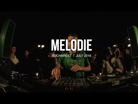 Melodie Boiler Room Bucharest x Interval DJ Set