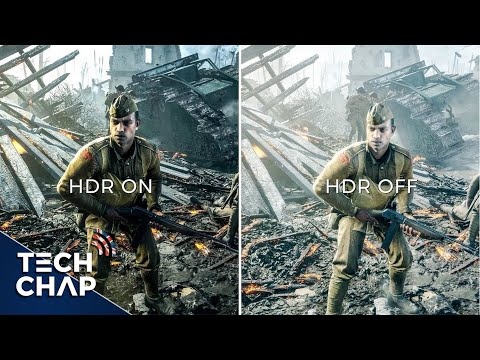 HDR Monitor Guide for PC Gaming - Worth Buying? | The Tech Chap