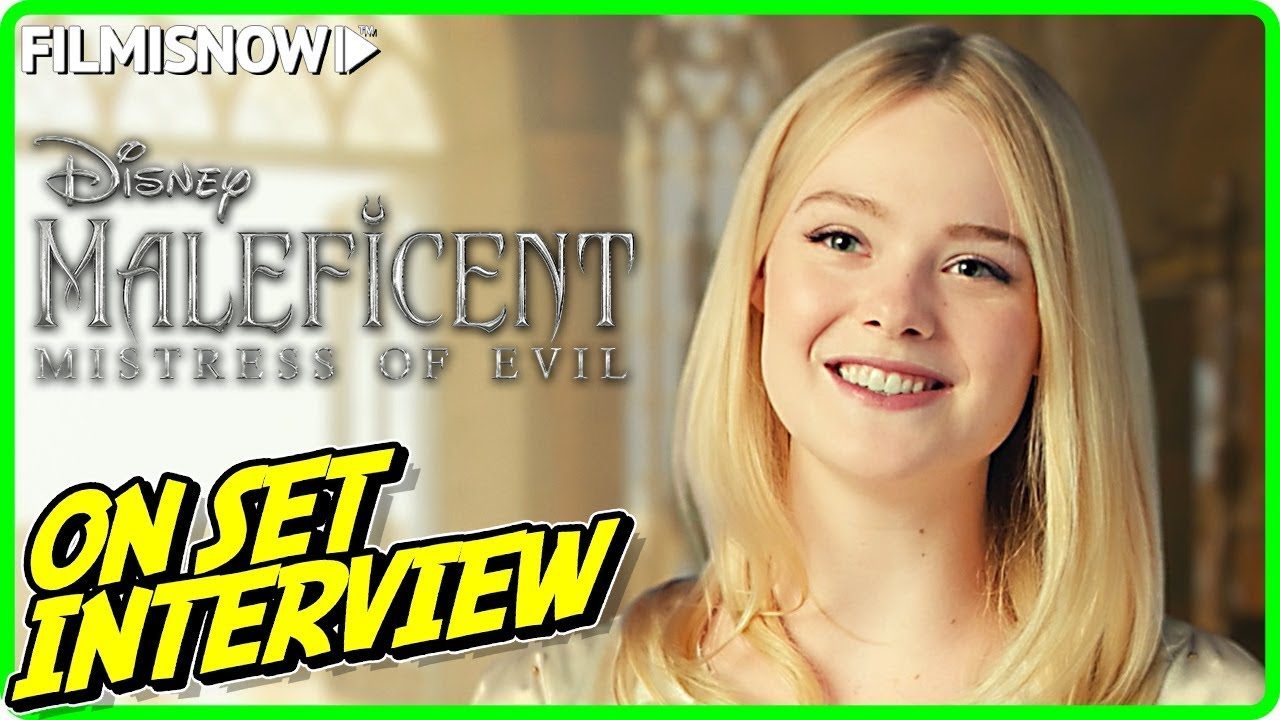 MALEFICENT: MISTRESS OF EVIL | Elle Fanning