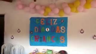 Festa do Dia das Crianças na Cana Brava - Aracoiaba - CE.
