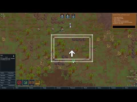 Rimworld name in game access とは