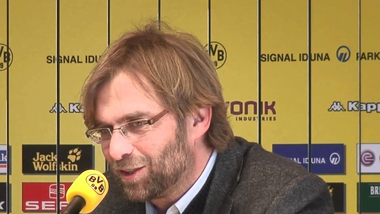 Pressekonferenz Borussia Dortmund - St Pauli vom 17.02.2011