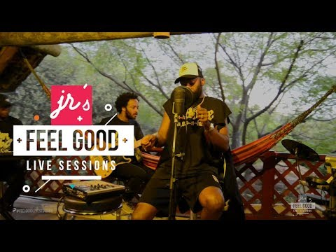 Watch Riky Rick's Impressive Feel Good Live Sessions Performance