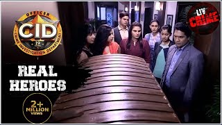 The Thrilling Puzzle Of The Wooden Box   सीआईडी   CID   Real Heroes
