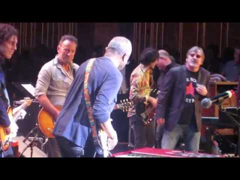 Upstage, Springsteen and Me