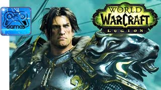 World of Warcraft : Legion - CG Трейлер (Дубляж)