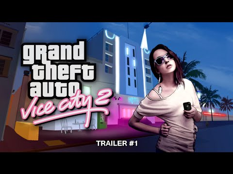 Vice City 2 - Trailer #1