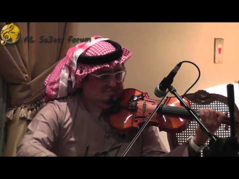عازف الكمان د.محمد أمين - تقاسيم كمان (2)