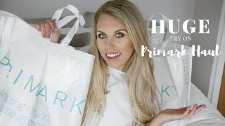 One of Freya Farrington's most viewed videos: HUGE PRIMARK TRY ON HAUL | Spring Summer May 2017 | Freya Farrington