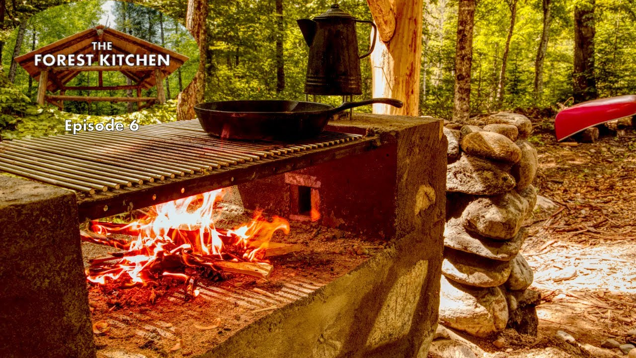 the-forest-kitchen-ep-6-barbecue-ham-and-eggs-at-the-diy-off-grid-log-cabin